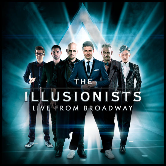 THE ILLUSIONISTS in Los Angeles