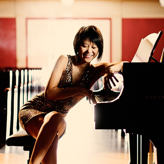 Yuja Wang in Los Angeles