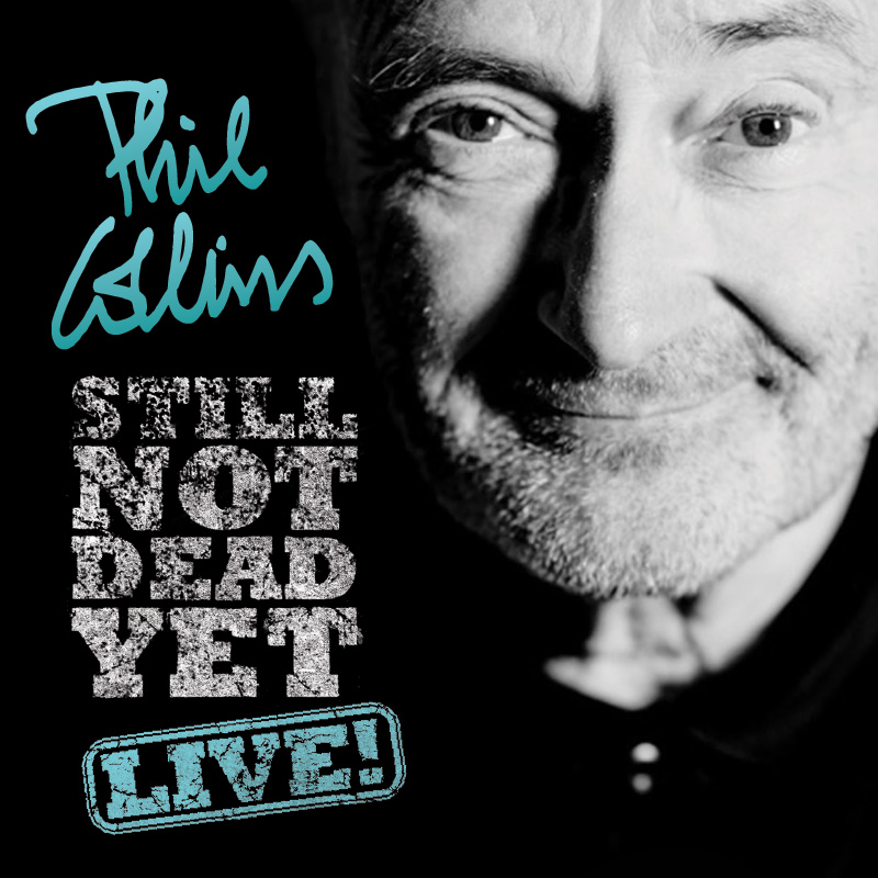 "Phil Collins expanded his ""Still Not Dead Yet Tour"" this fall in Detroit October 1 2019"