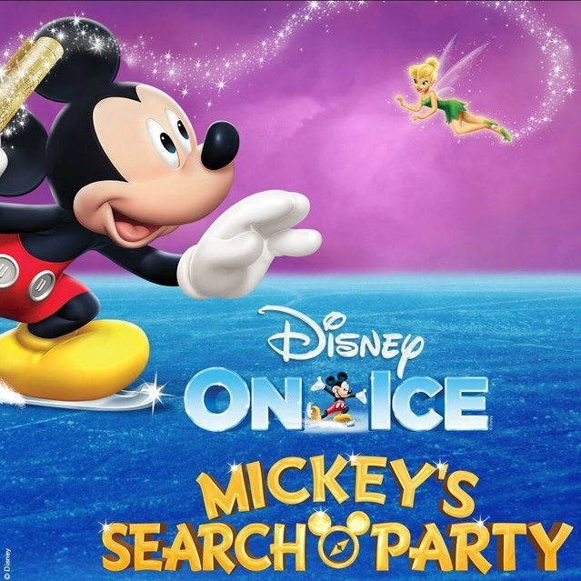Disney On Ice: Mickey's Search Party in Ontario