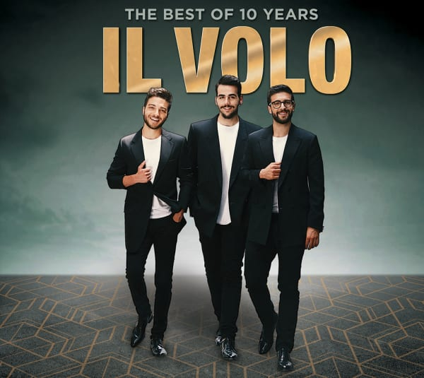 Pop-opera sensation Il Volo performs inFresno on March 13 2020
