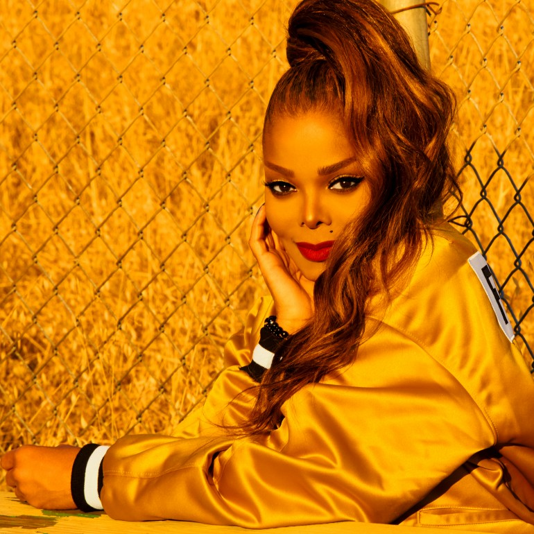 Global music icon Janet Jackson is scheduled to perform at Chase Center on Sept. 21 2019