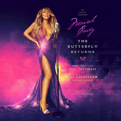 Mariah Carey: The Butterfly Returns