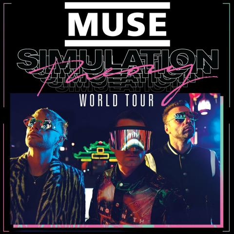 Muse & Walk The Moon in Chicago on April 12 2019