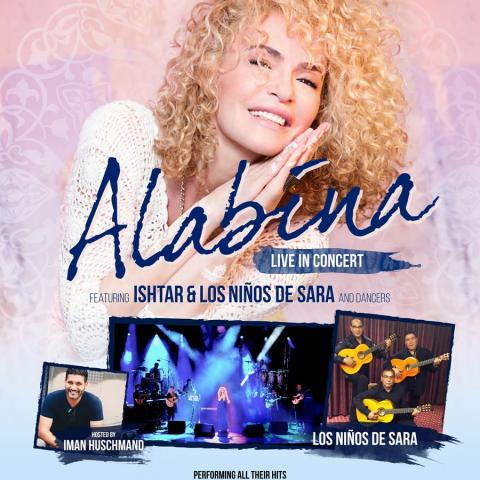 ALABINA featuring Ishtar & Los Ninos de Sara Live in Concert in Los Angeles June 22 2019