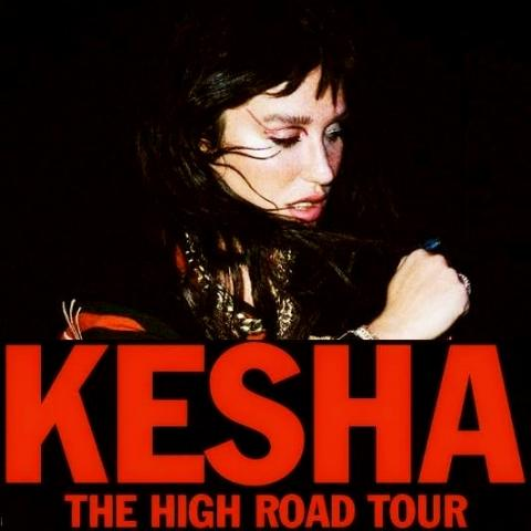 Kesha will hit the road this spring for the North American High Road tour in Council Bluffs on May 13 2020
