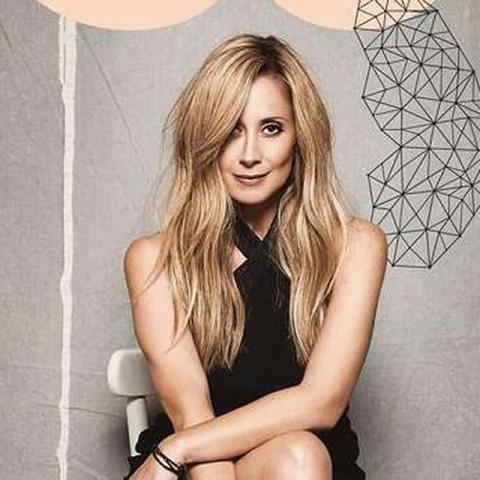 Canadian-Belgian singer Lara Fabian in 50 WORLD TOUR in Chicago on September 18 2019