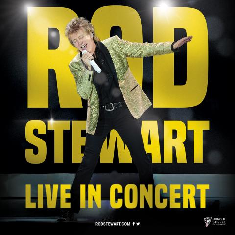 Legendary Rockstar Rod Stewart coming to Los Angeles on September 27 2019