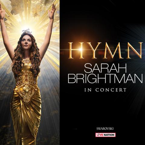 Sarah Brightman is the world's most successful soprano in Atlantic City February 2 2019