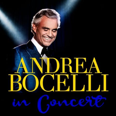 Andrea Bocelli in Concert - Washington, DC