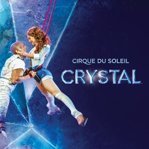 Cirque du Soleil first experience on ice in Stockton April 4 5 6 7 2019