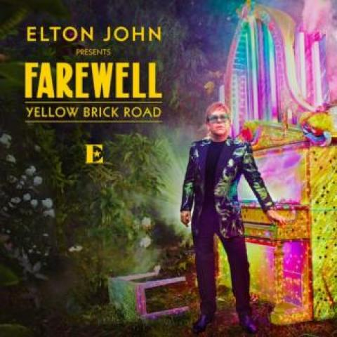 Elton John in Farewell Tour Los Angeles STAPLES Center January 22 23 25 30 8pm 2019