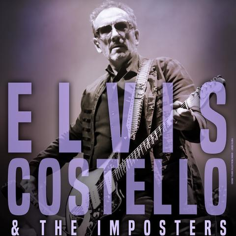 Elvis COSTELLO & The Imposters in Seattle Paramount Theatre Seattle December 3 8pm