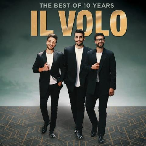 Pop-opera sensation Il Volo performs in Indio on March 7 2020