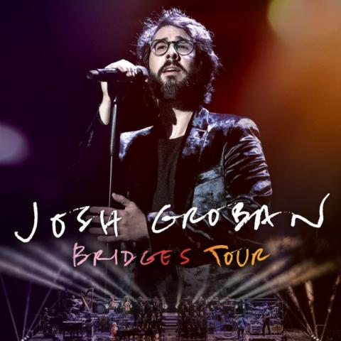 Singer-songwriter Josh Groban