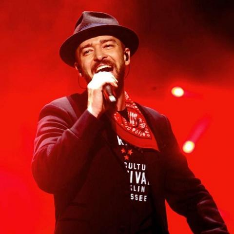 "Justin Timberlake ""Man of the Woods"" tour in Tacoma February 10 11 7:30pm 2019"