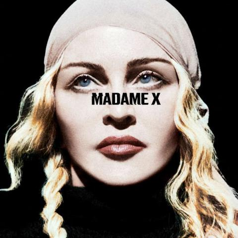 Madonna announces Intimate Theater Performances in 'Madame X' Tour for her new album - Brooklyn September 12 and Oktober 1 2019