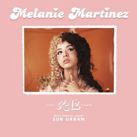 Singer-songwriter Melanie Martinez in Portland on July 21 2020