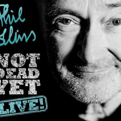 Phil COLLINS in Concert in Los Angeles The Forum October 28 8pm
