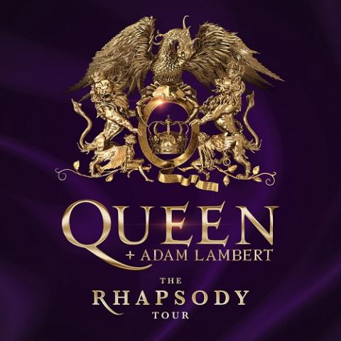 Queen + Adam Lambert 2019 summer tour July 10 2019 in Vancouver