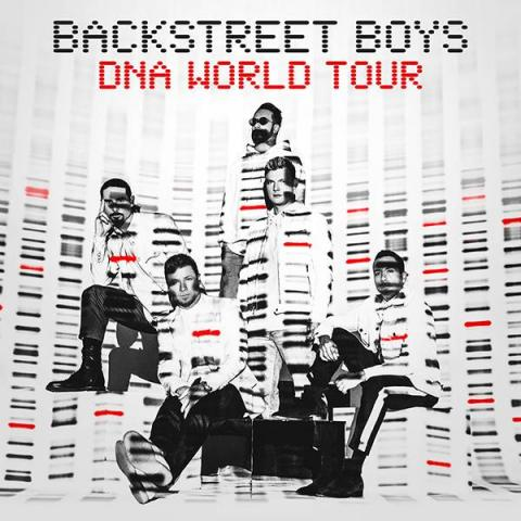 Backstreet Boys New DNA Album and World Tour in Everett July 29 8pm 2019