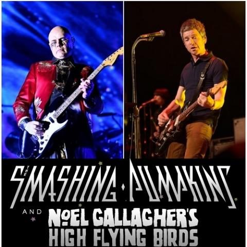 Smashing Pumpkins in North American tour in Columbia on August 17 2019