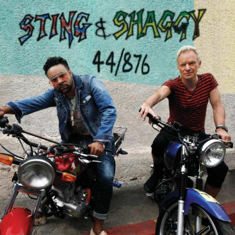 STING & SHAGGY in Concert in Santa Barbara Bowl October 9 7pm