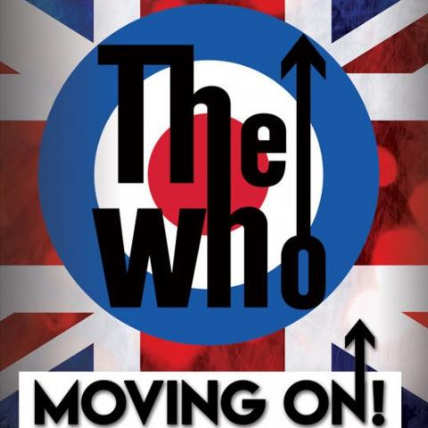 The Who with their Moving On! tour in Houston on September 25 2019